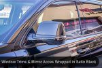 Wrapped Window Trims