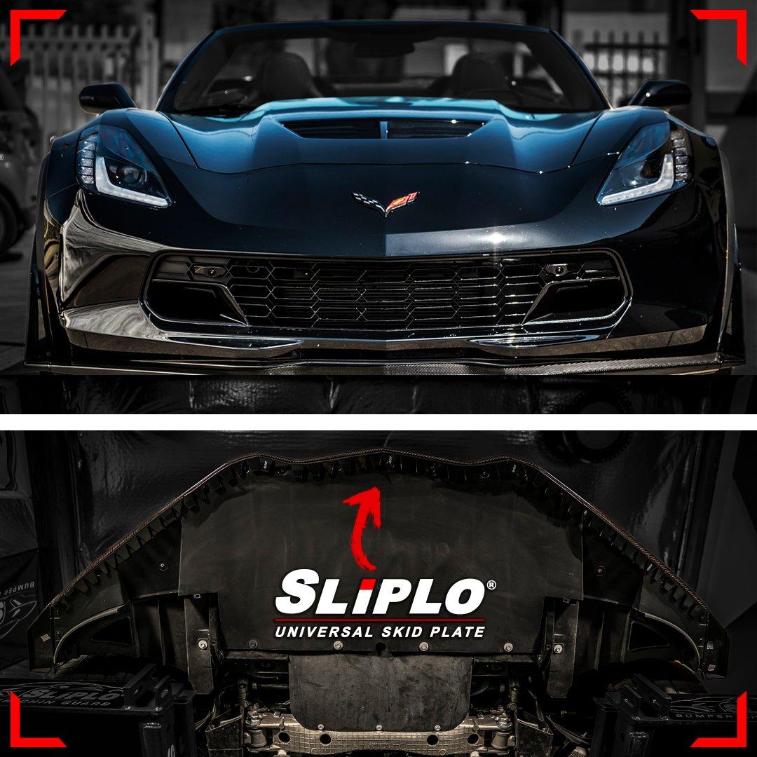 Corvette Z06 Sliplo Skid Plate