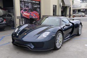 Full Wrap on Porsche 918