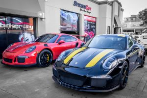 Two Porsche with XPEL Ultimate (1)