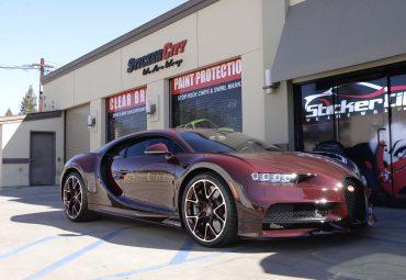 Xpel Ultimate on Bugatti Chiron (10)