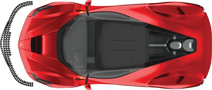Sliplo Universal bumper skid plate