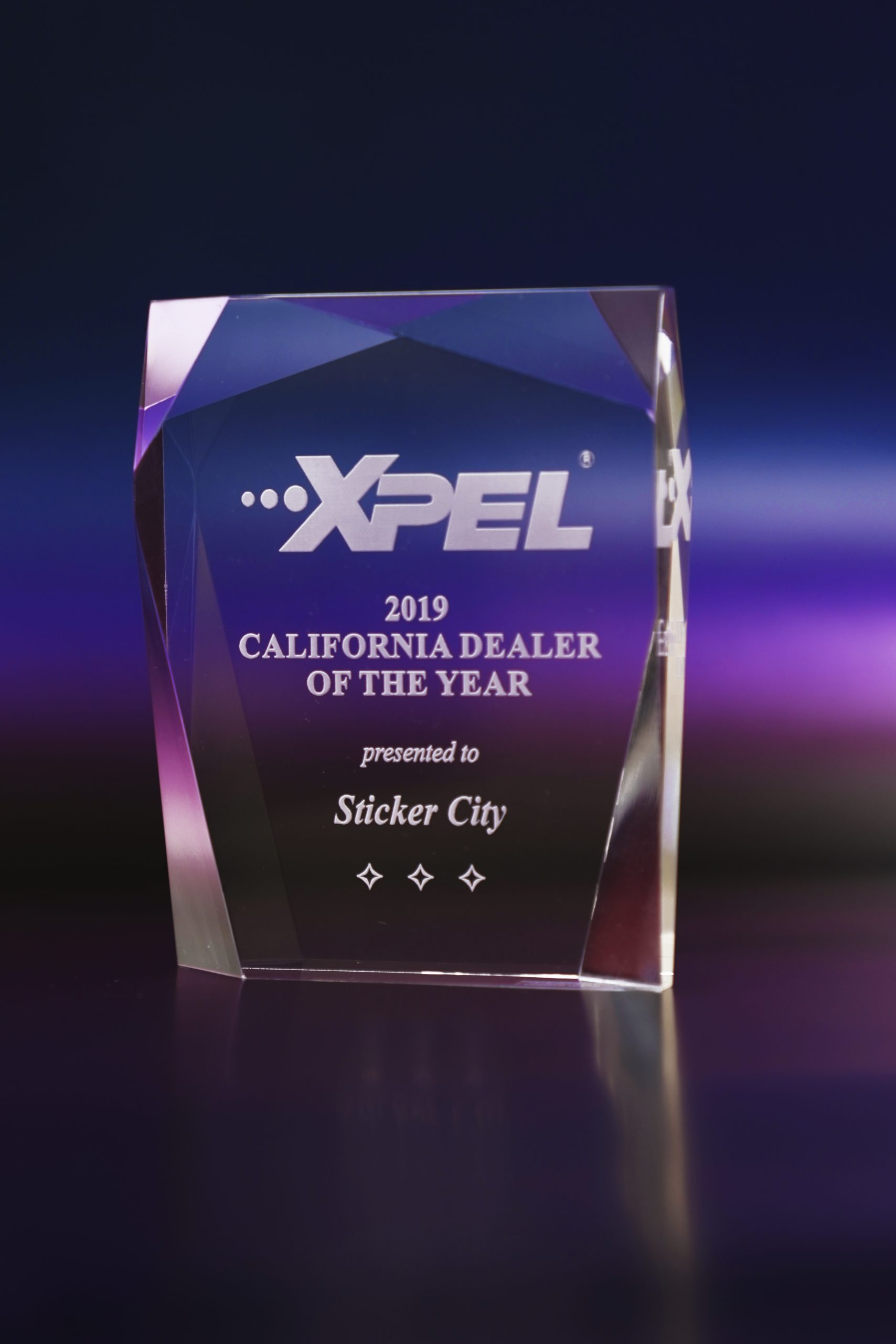 XPEL 2019 California Dealer of the Year: Sticker City