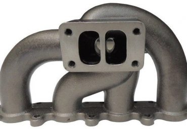 Exhaust-manifold-for-twin-scroll-turbocharger